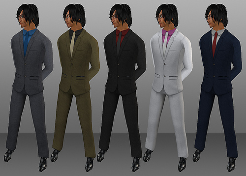 McChucks Business Suit – Coming Soon
