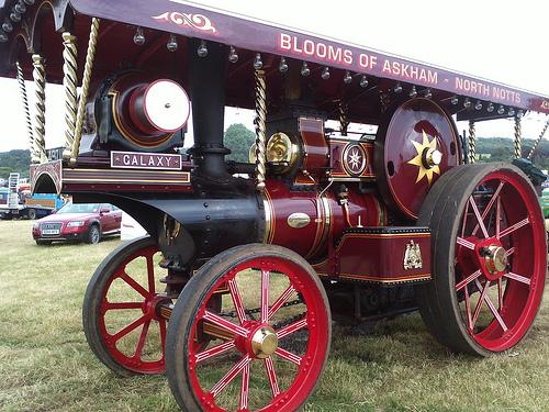 Masham Steam Fair