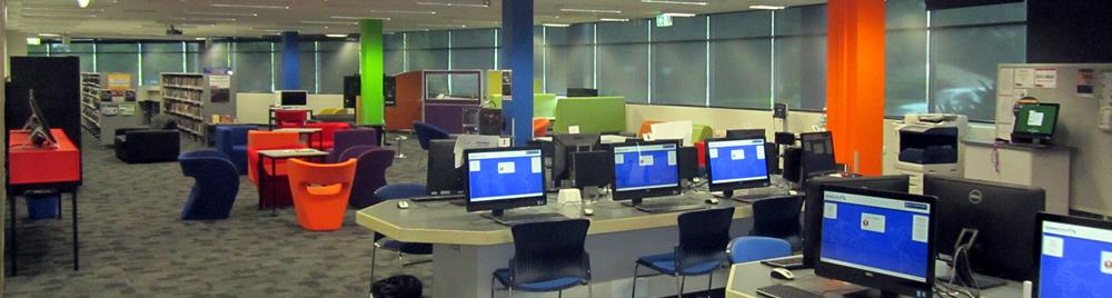 Logan Hyperdome Library
