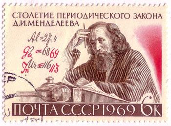 Dmitry Mendeleyev