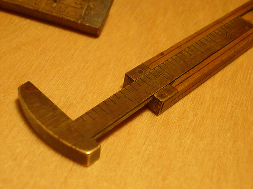 Sliding T-square and ruler