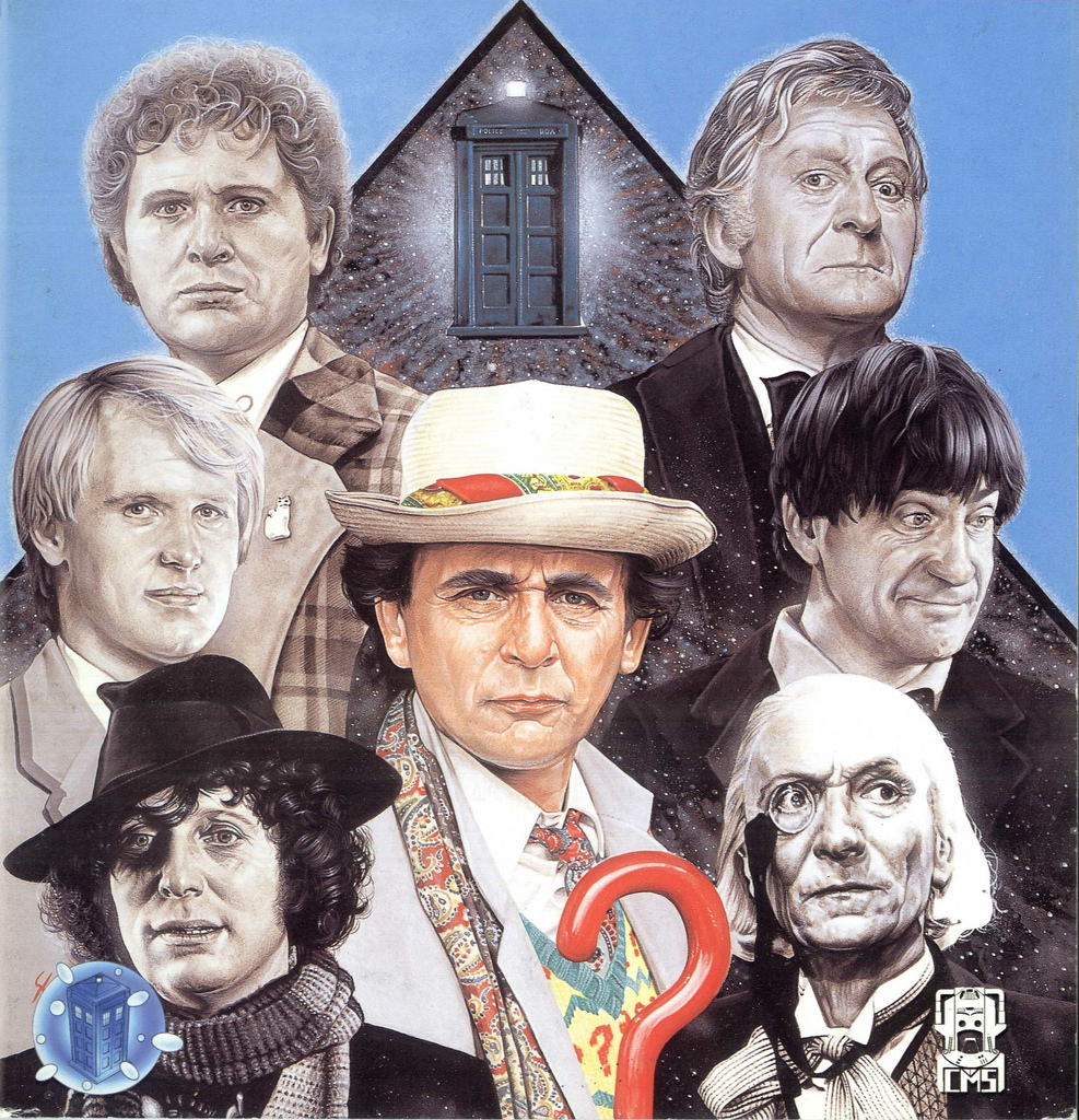 Classic Doctor Who: Doctors 1-7