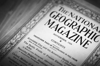 The National Geographic Magazine, 1929