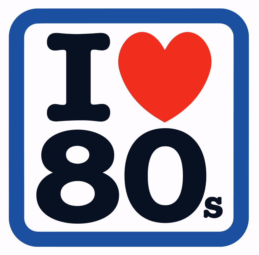 I ♥ 80s