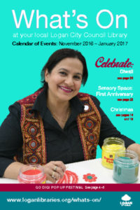 What's On November 2016 - January 2017 cover
