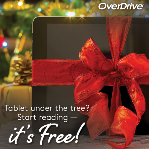 Tablet under the tree
