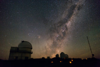 La Silla - Milky Way
