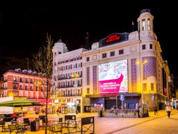 Cines Callao, Madrid febrero 2017