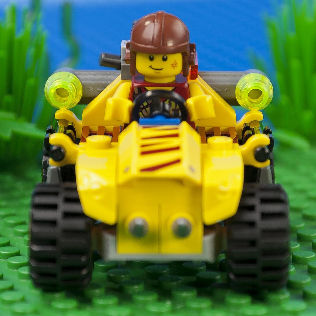 LEGO Dino Ambush Attack 3