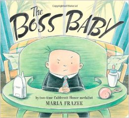 boss baby book from catalogue
