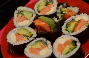 Best Salmon Sushi