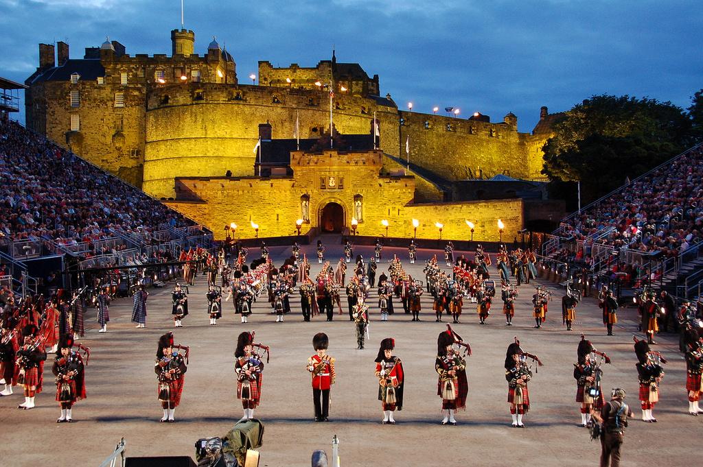 Royal Edinburgh Military Tattoo 2013