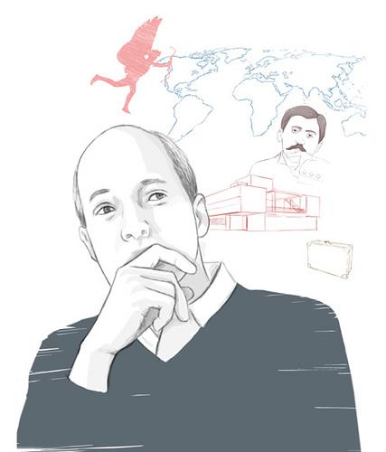 #16 Alain de Botton