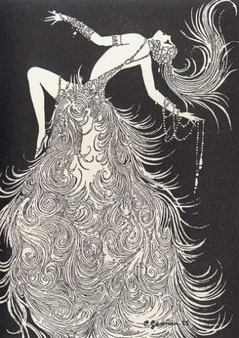 Mistinguett by Charles Gesmar 1900 - 1928