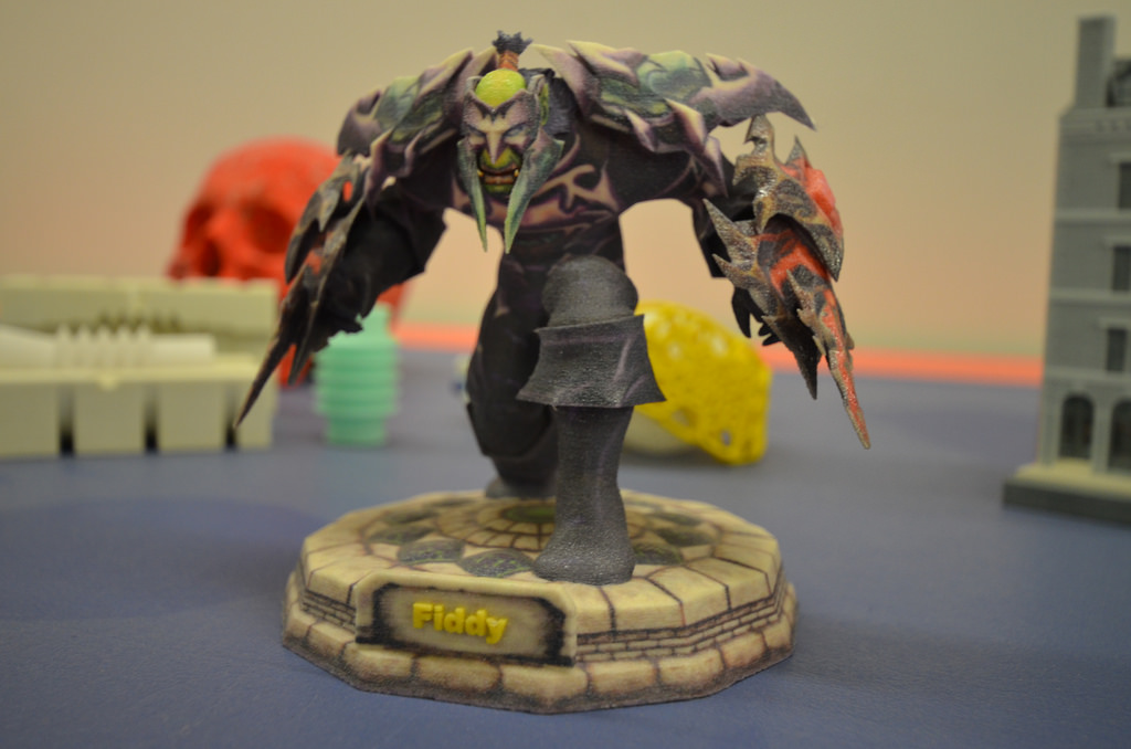 3D printer projects: Monster