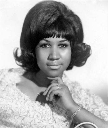 Aretha Franklin, R.I.P. R-E-S-P-E-C-T.