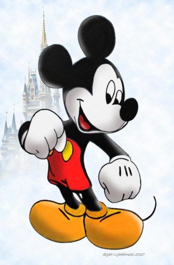 Mickey Magic Castle