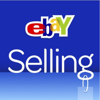 eBay Selling App for iPhone logo