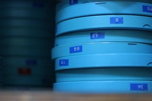 Movies...  Blue?