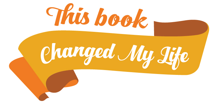 this book changed my life logo
