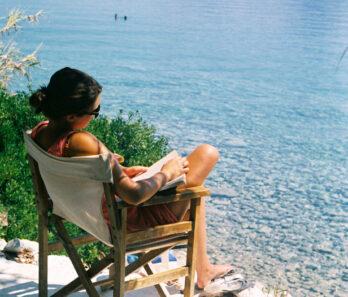 Seaside Reading