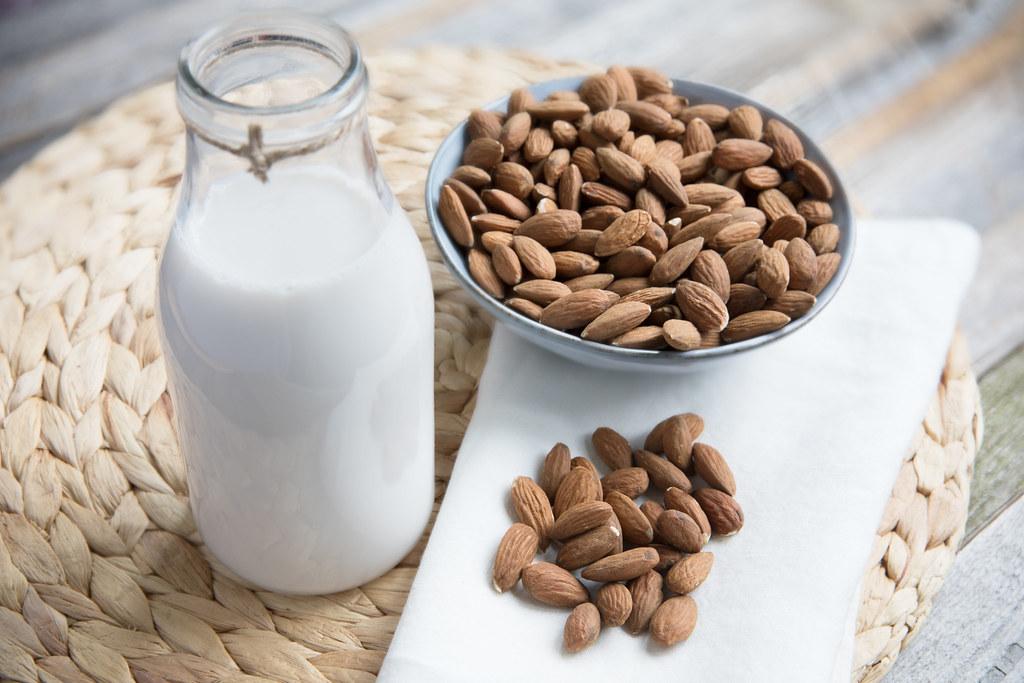 Almond Milk - Plant Milk