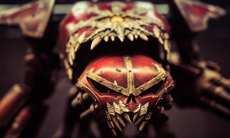 Reaver Titan