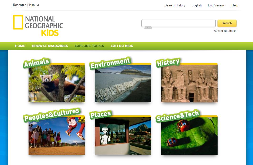 Nat Geo Kids