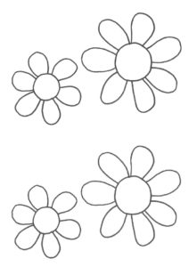 thumbnail of STEAM Water flowers template