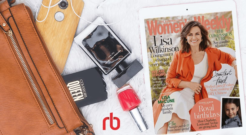 RB mag image