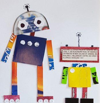 Robot buddies high res