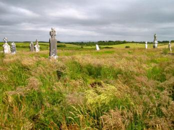 Old,Cemetery,Near,The,Town,Of,Killala,,County,Mayo,,Ireland