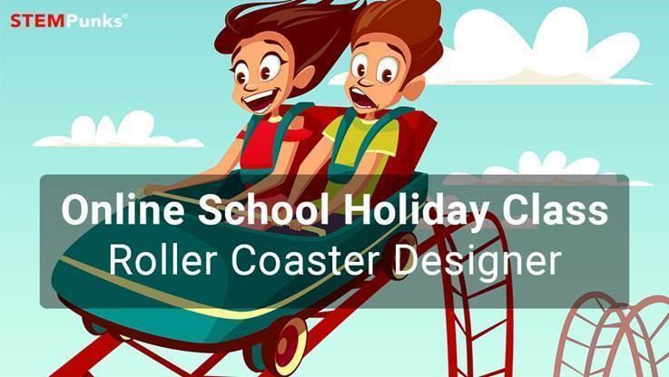 STEM punks roller coaster designer