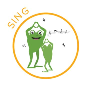 f5f frog Sing